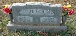 Georgia C. <I>Dawson</I> Busch