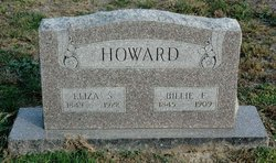 """Sarah Elizabeth """"Eliza"""" <I>Simpson</I> Howard"""