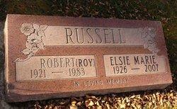 """Robert """"Roy"""" Russell"""