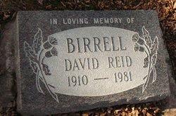David Reid Birrell