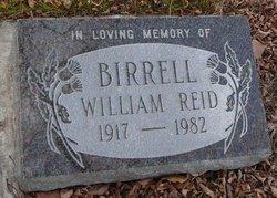"William Reid ""Bill"" Birrell"