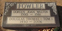 Doreen Joan <I>Walton</I> Fowler