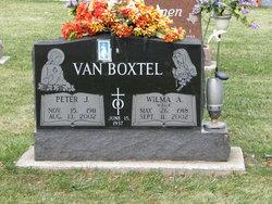 Wilma A. <I>Vosters</I> Van Boxtel
