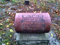 Julia E <I>Jones</I> Ellis