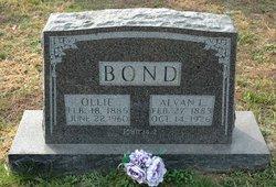 Alvan Louis Bond