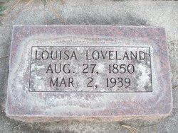 Mary Louisa <I>Thomas</I> Loveland