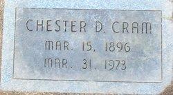 Chester D Cram