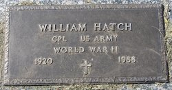 William Hatch