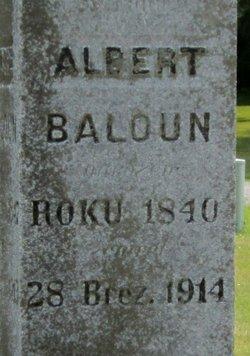 Albert Baloun