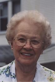 Maxine Elizabeth <I>Anderson</I> Muether