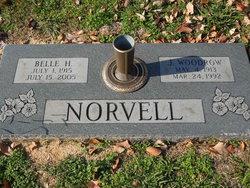 Mattie Belle <I>Hopper</I> Norvell