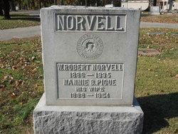 Nannie Bessie <I>Pigue</I> Norvell