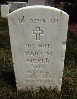 LTJG Mary M Meyer