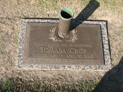 Tomasa <I>Vasquez</I> Cruz