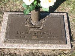 Pamela Jo <I>Hilburn</I> Hickey