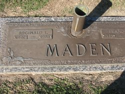 Reginald Louis Maden
