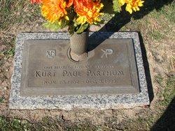 Kurt Paul Parthum