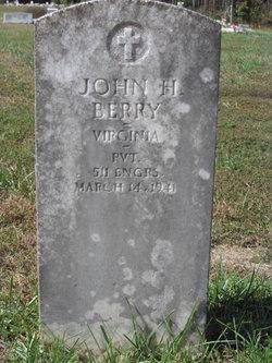 John H Berry