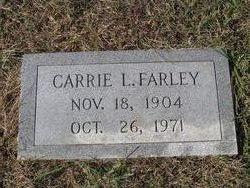 Carrie L. Farley