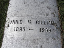 Annie M. Gilliam