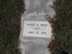 Harriet P. Willis