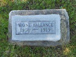 Wayne Ballance
