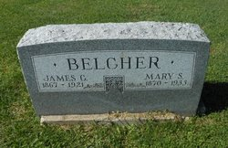 Mary Susan <I>Arnold</I> Belcher