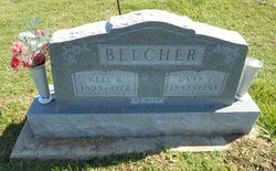 Nell Blanche <I>Thalman</I> Belcher