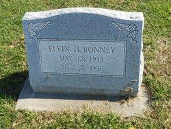Elvin Harold Bonney, Jr