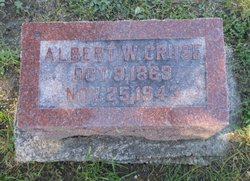 Albert W. Cruse