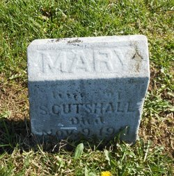 Mary Charlotte <I>Snodgrass</I> Cutshall
