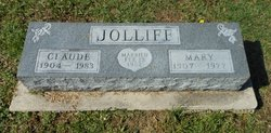 Mary <I>Williams</I> Jolliff