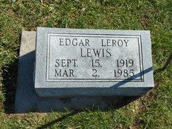 Edgar Leroy Lewis