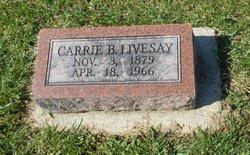 Carrie B. Livesay