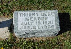 Thurby Gene Meador