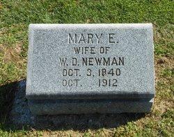 Mary E. <I>Gray</I> Newman