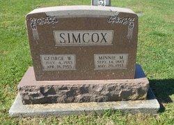 George Walter Simcox
