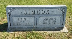 Josiah William Simcox