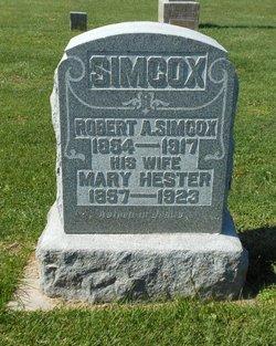 Mary Hester <I>Smith</I> Simcox