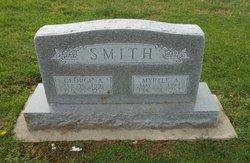 Myrtle Adeline <I>Cosgrove</I> Smith