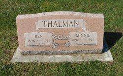 Ben Thalman