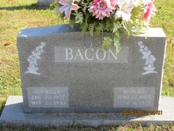 Ida Belle <I>Haun</I> Bacon