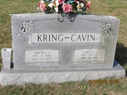 Marcus D Cavin