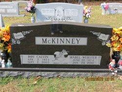 Mabel <I>Webster</I> McKinney