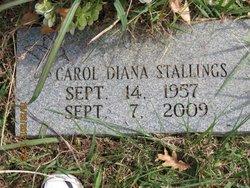 Carol Diana Stallings
