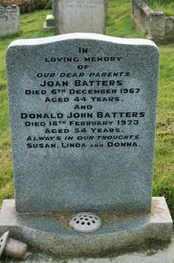 Donald John Batters