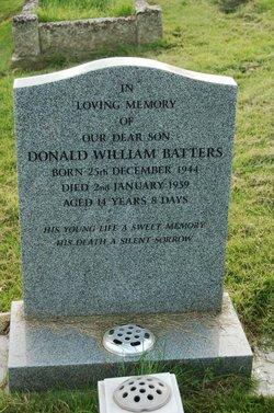 Donald William Batters