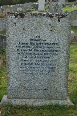 John Branthwaite