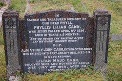 Phyllis Lilian Cann