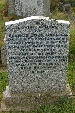 Francis John Carnell